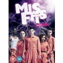 Misfits Seasons 1-3 DVD Box Set