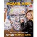 Homeland Season 2 DVD Box Set