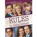 Rules of Engagement Seasons 1-4 DVD Box Set