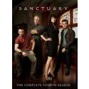Sanctuary Seasons 1-4 DVD Box Set