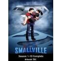 Smallville Seasons 1-10 DVD Box Set