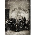 Sons of Anarchy Seasons 1-5 DVD Box Set