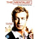 The Mentalist Seasons 1-4 DVD Box Set