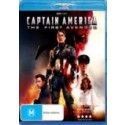 Captain America: The First Avenger DVD Box Set