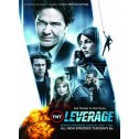 Leverage Seasons 1-4 DVD Box Set