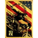Sons of Anarchy Seasons 1-4 DVD Box Set