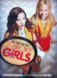 2 Broke Girls Season 1 DVD Box Set